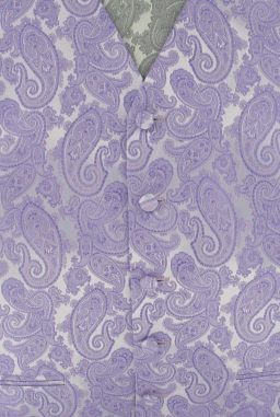 Bath Paisley Purple