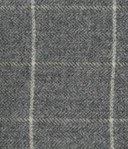 Chalk Grey Tweed